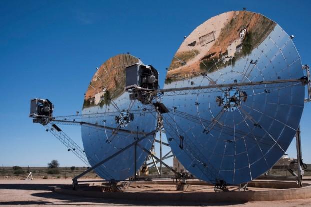 Ripassos system för solenergi
