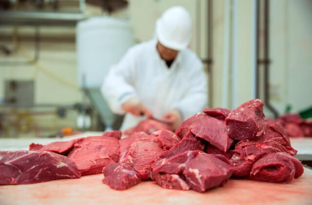 Nötköttkonsumtion måste förändras för att nå EUs klimatmål (tvågradersmålet).