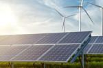 Solapaneler och vindkraftverk